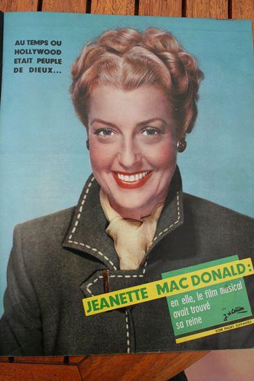Jeanette MacDonald