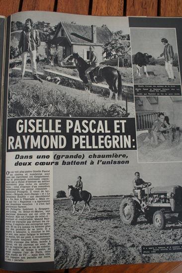 Giselle Pascal Raymond Pellegrin