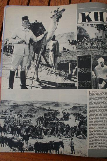 Charlton Heston Laurence Olivier Khartoum