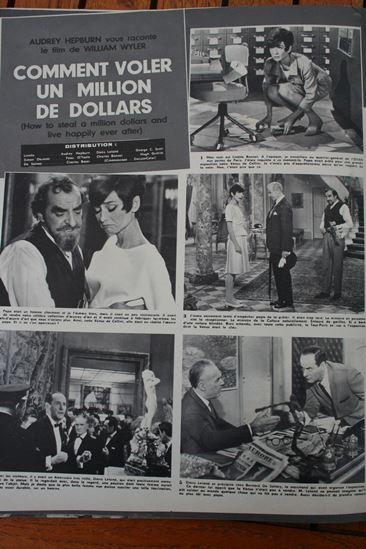 Audrey Hepburn Peter O'Toole Eli Wallach