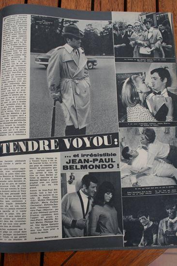 Jean-Paul Belmondo Tendre Voyou
