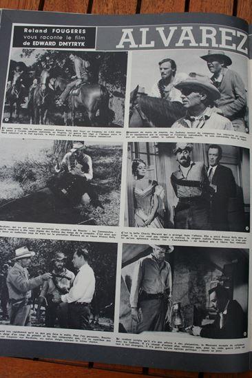 William Holden Richard Widmark Janice Rule