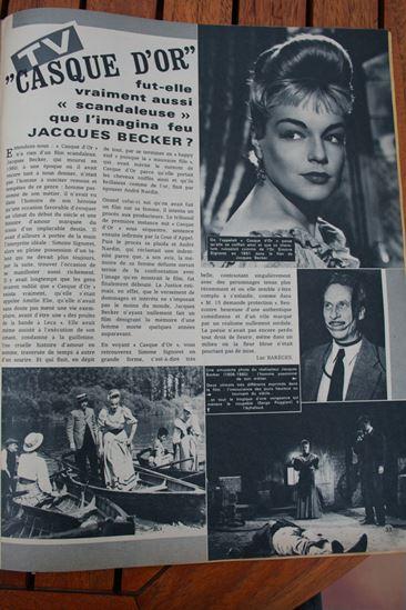 Simone Signoret Casque D'Or