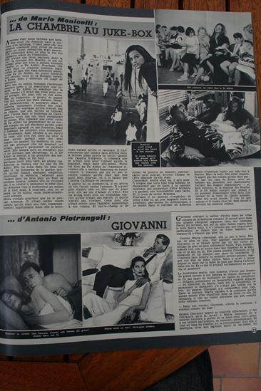 Claudia Cardinale Raquel Welch Capucine
