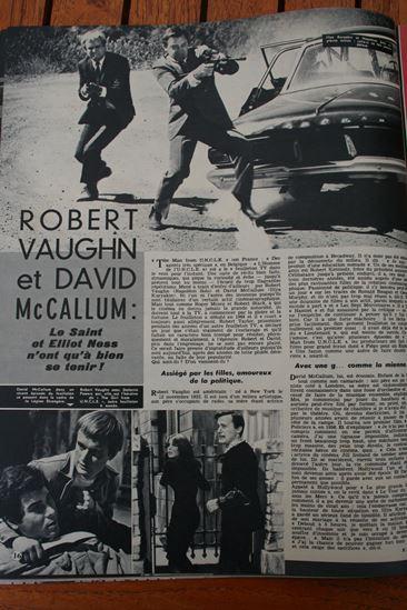 Robert Vaughn David McCallum