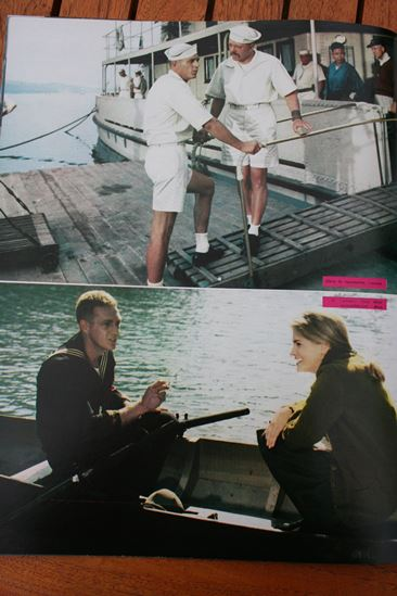 Steve McQueen Candice Bergen Richard Crenna