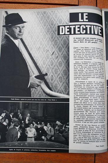 Frank Sinatra Lee Remick