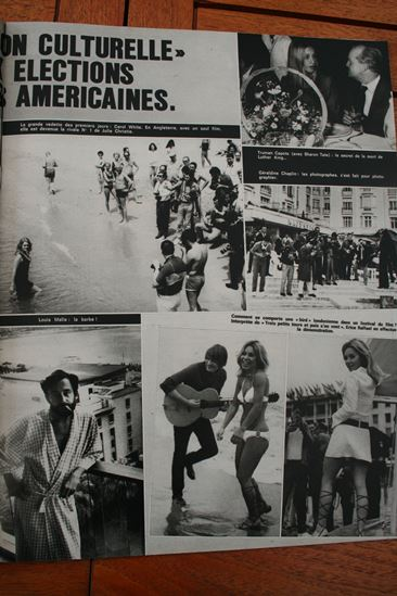 Cannes Festival 1968