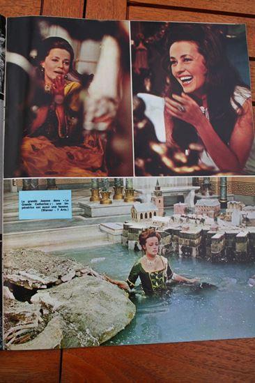 Peter O'Toole Jeanne Moreau