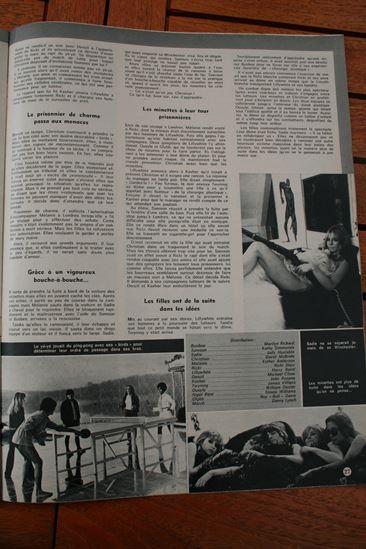 Judy Huxtable Kathy Simmonds Ester Anderson