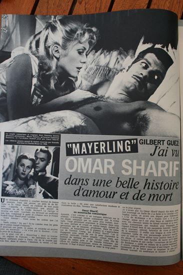 Catherine Deneuve Omar Sharif Mayerling