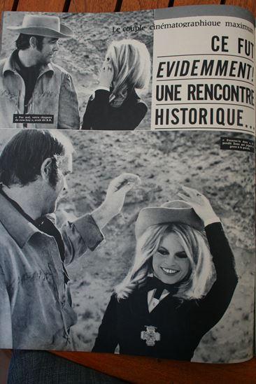 Brigitte Bardot Sean Connery Shalako