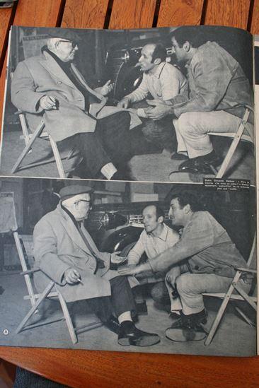 Jean Gabin Lino Ventura