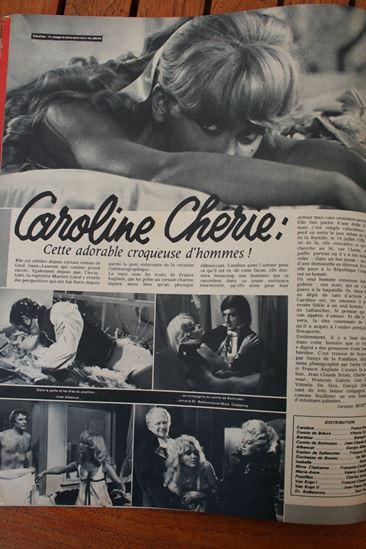 France Anglade Caroline chérie