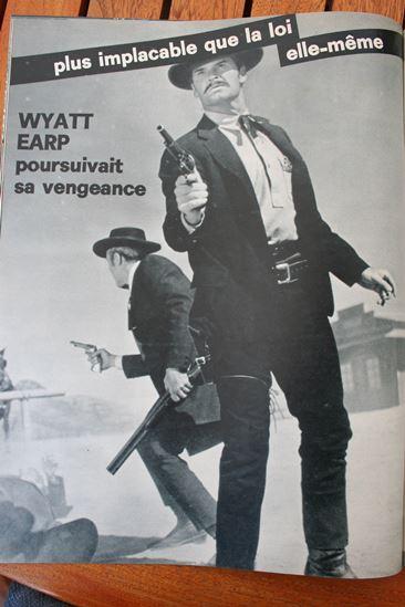 James Garner Jason Robards Wyatt Earp