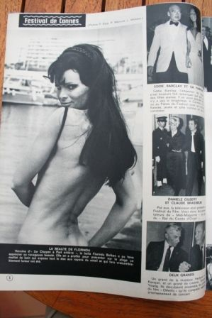 Cannes Festival 1970