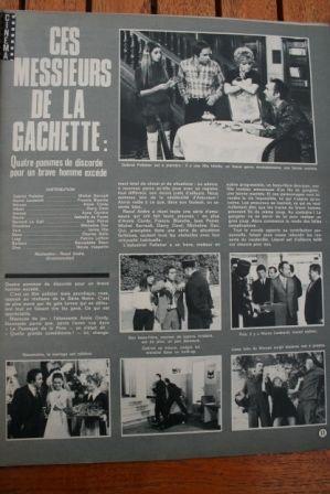 Francis Blanche Michel Serrault Annie Cordy
