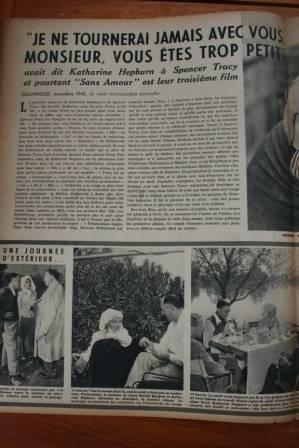 Katharine Hepburn Spencer Tracy