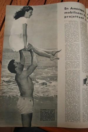 Ava Gardner Burt Lancaster