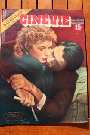 Ingrid Bergman Gregory Peck
