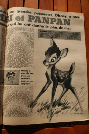 Bambi Walt Disney