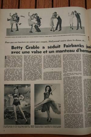 Betty Grable Douglas Fairbanks Jr