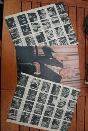 Clippings Herbert Marshall