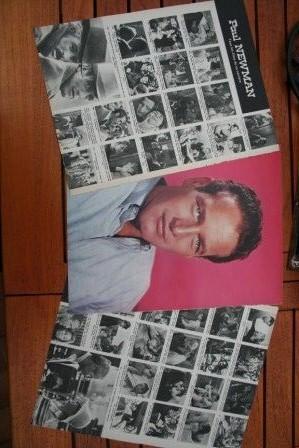 Clippings Paul Newman