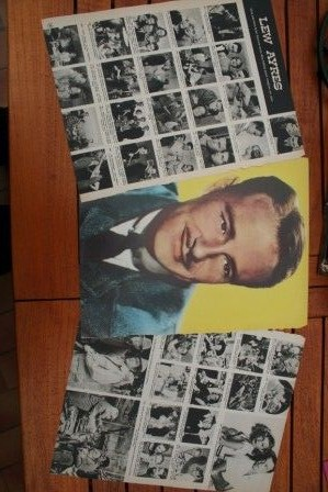 Clippings Lew Ayres