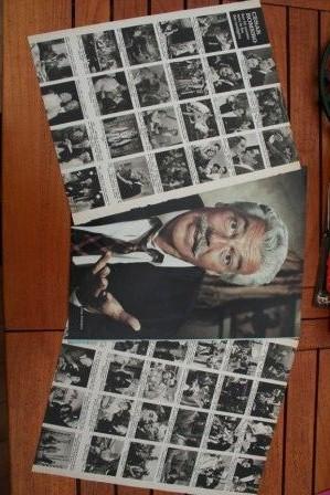 Clippings Cesar Romero