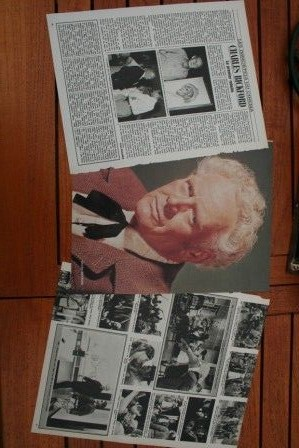 Clippings Charles Bickford