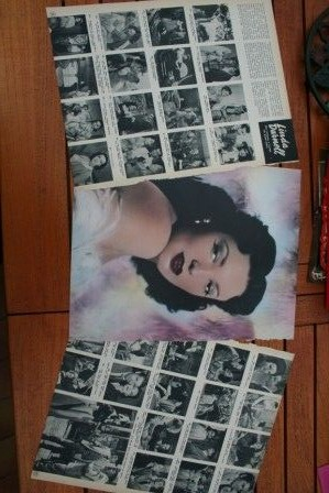 Clippings Linda Darnell