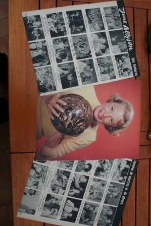 Clippings June Allyson