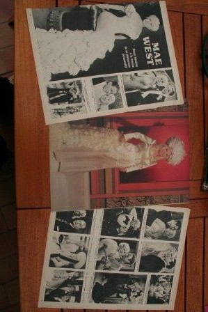Clippings Mae West