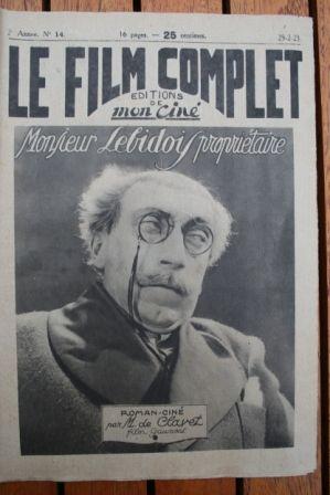 Andre Lefaur Pierrette Caillol Pierre Pierade