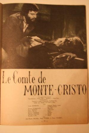 Louis Jourdan Yvonne Furneaux Pierre Mondy