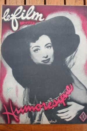 Joan Crawford John Garfield Humoresque