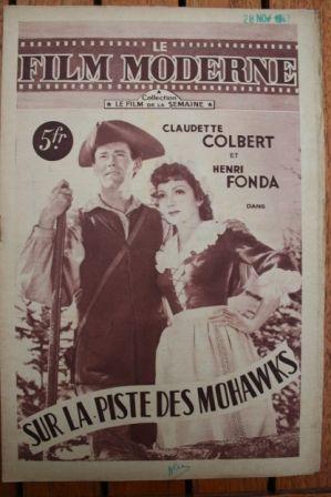 Claudette Colbert Henry Fonda John Carradine