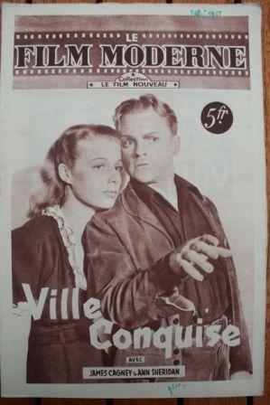 James Cagney Ann Sheridan Frank Craven