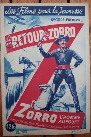 John Carroll Helen Christian Zorro Rides Again