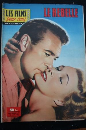 Gary Cooper Patricia Neal Raymond Massey