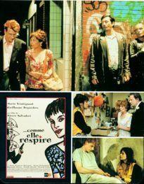 Movie Card Collection Monsieur Cinema: ... Comme Elle Respire