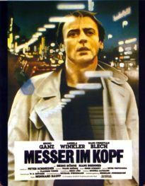 Movie Card Collection Monsieur Cinema: Messer Im Kopf