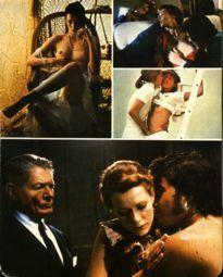 Movie Card Collection Monsieur Cinema: Emmanuelle