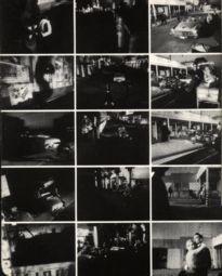Movie Card Collection Monsieur Cinema: Mouvements D'Appareil (Les)