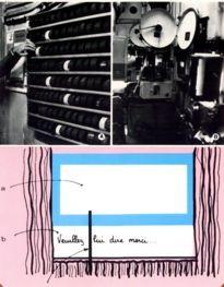 Movie Card Collection Monsieur Cinema: Postsynchronisation (La) La Technique