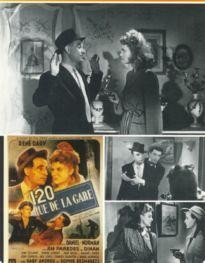 Movie Card Collection Monsieur Cinema: 120, Rue De La Gare