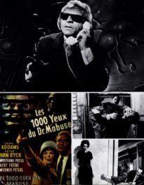 Movie Card Collection Monsieur Cinema: 1000 Augen Des Doctor Mabuse (Die)