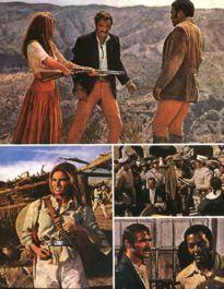 Movie Card Collection Monsieur Cinema: 100 Rifles