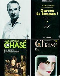Movie Card Collection Monsieur Cinema: James Hadley Chase Au Cinema (1) L'Oeuvre Et Les Adaptations